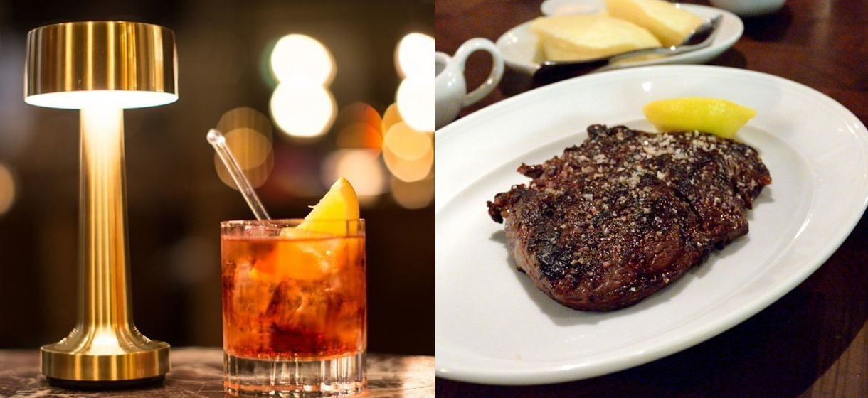 The Cut Steakhouse adds a seasonal touch to menus