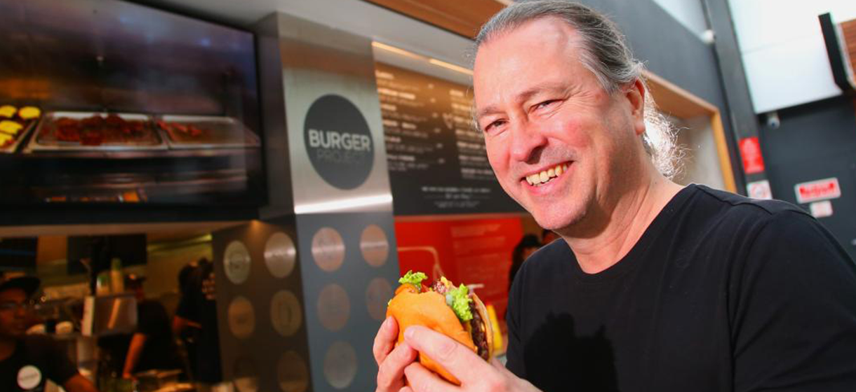 Burger Project%E2%80%99s third Sydney outlet to open at Macquarie Centre this Friday 3 June