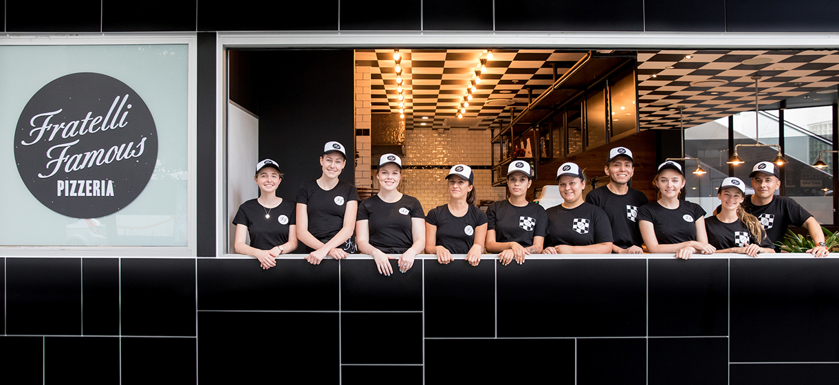 Fratelli Famous Pizzeria brings Queensland%E2%80%99s biggest pizza giveaway to Eagle Street Pier