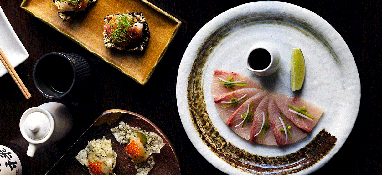 Sake%CC%81 Restaurant Bar unveils Neil Perry%E2%80%99s signature dishes