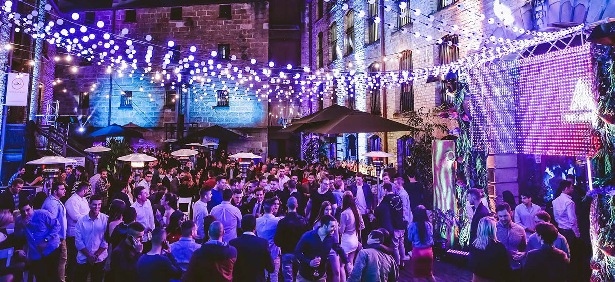 Rockpool Dining Group venues dazzle up for Vivid
