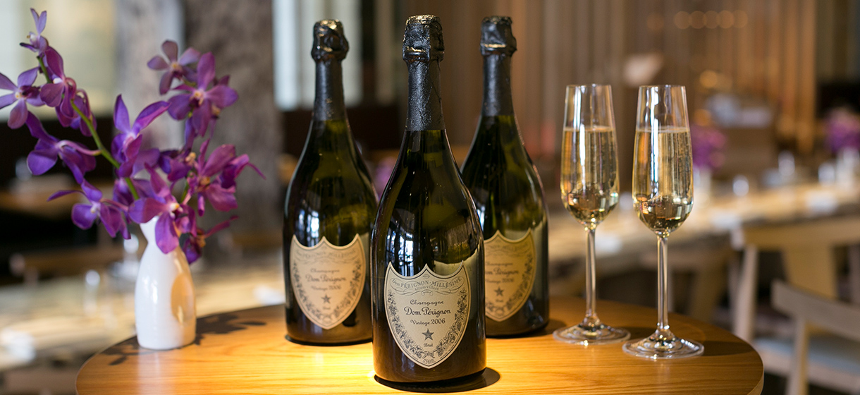Saké Double Bay offers free-flowing Dom Pérignon