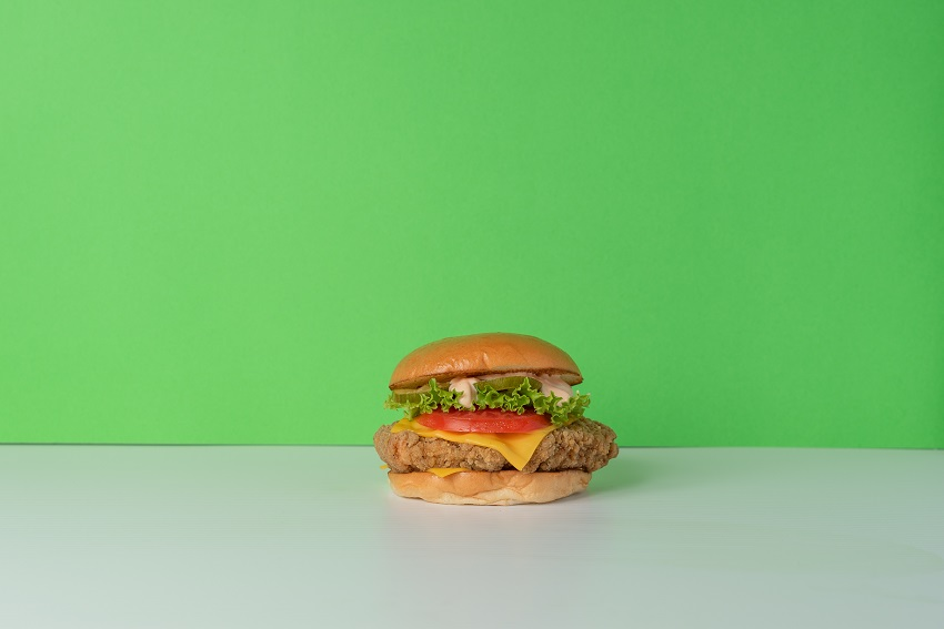 Chicken Deluxe Green