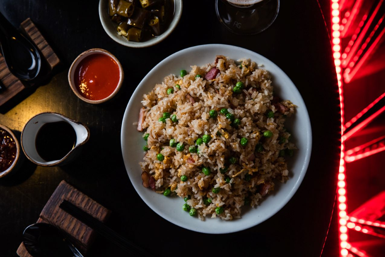 Spice Temple Fried Rice