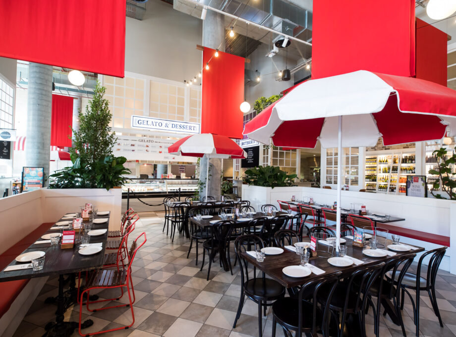 NEWS FOR THE FOOD LOVER: FRATELLI FRESH REVIEW