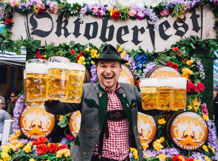 Beers, feasts and fun on tap at The Bavarian